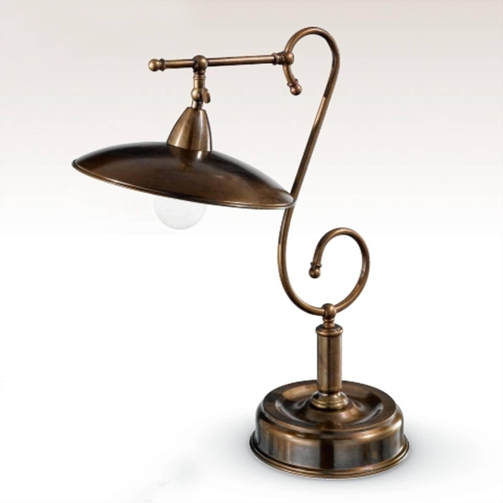 Italiensk Taverna bordlampe