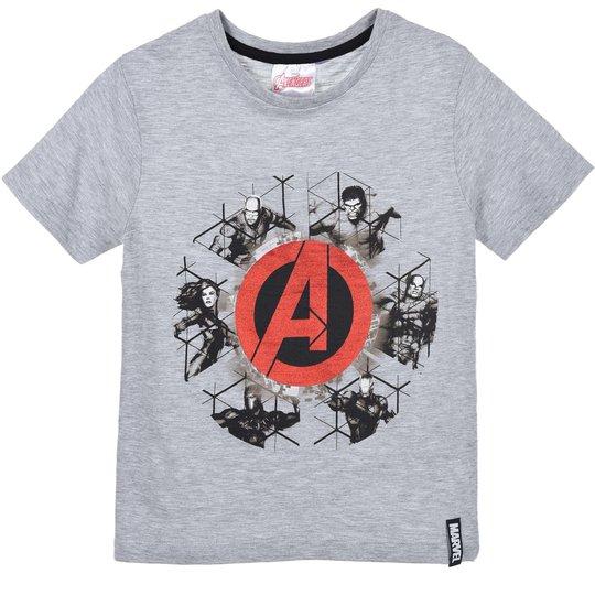 Marvel Avengers T-Shirt, Grey, 10 År