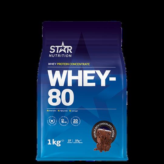 Whey-80, 1 kg