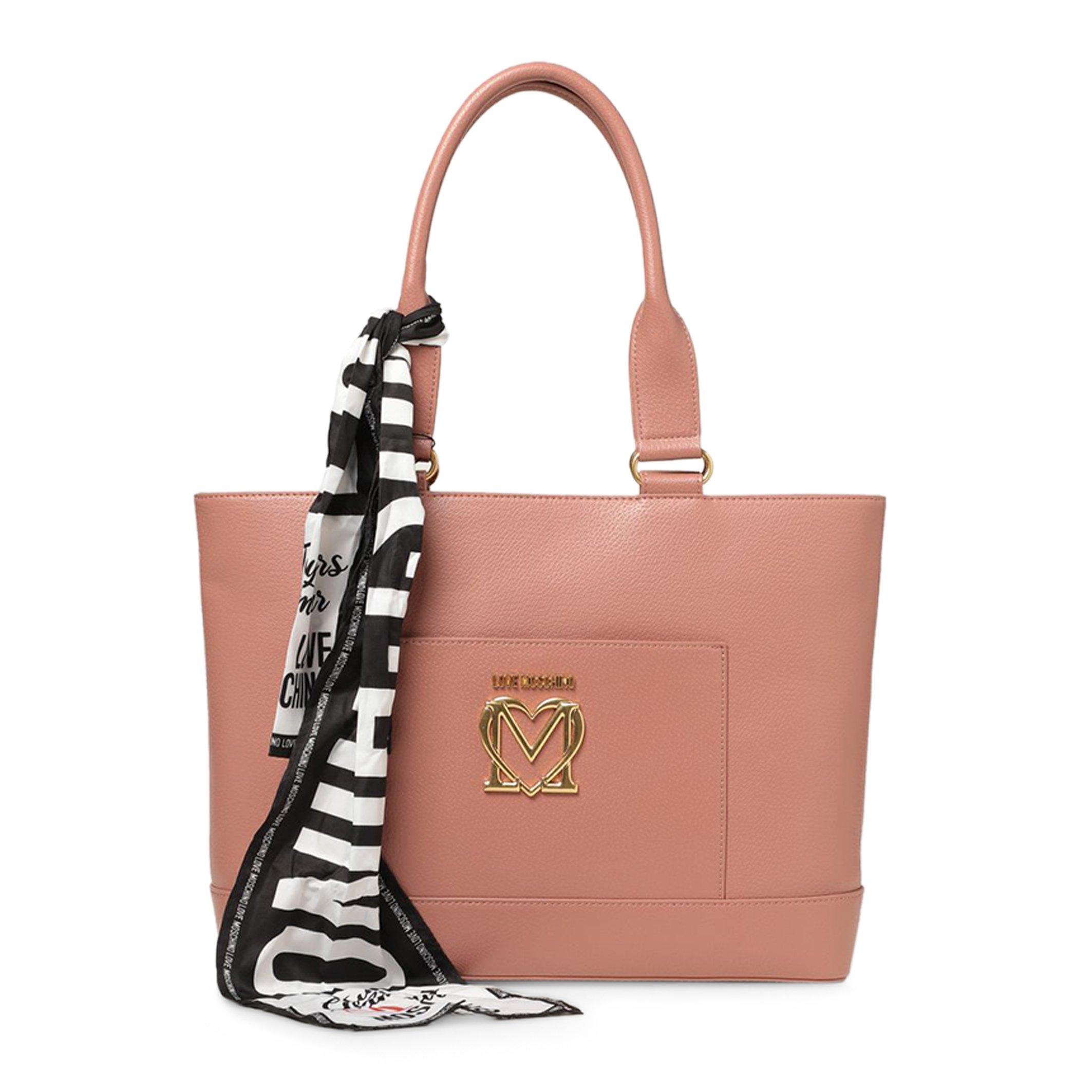 Love Moschino Women's Shoulder Bag Various Colours JC4210PP1DLL0 - pink NOSIZE