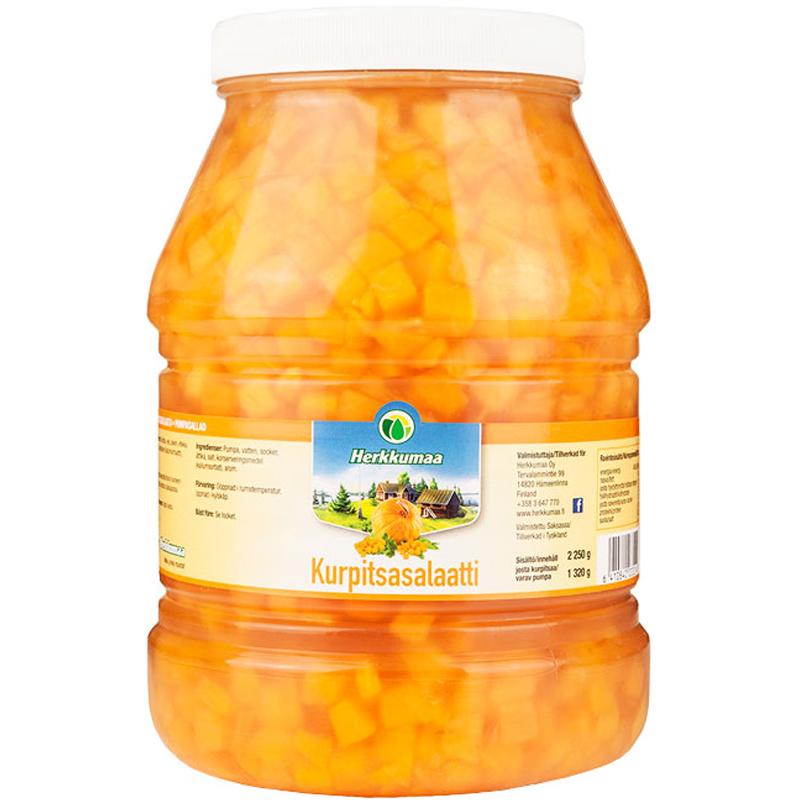 Delikatess pumpasallad 1.3kg - 40% rabatt
