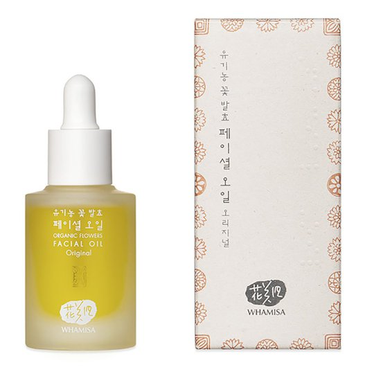 Facial Oil Original, 26 ml Whamisa Skincare Seerumit & öljyt