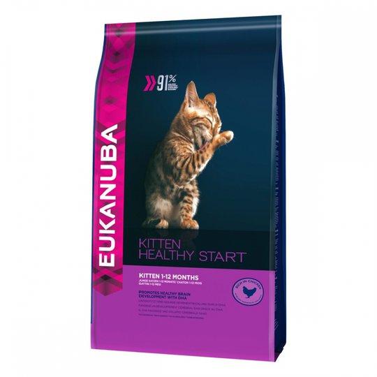 Eukanuba Kitten Healthy Start (10 kg)