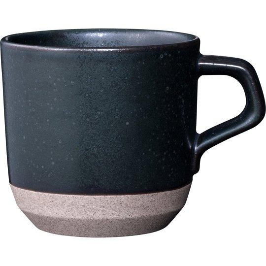 Kinto CLK-151, liten mugg, svart