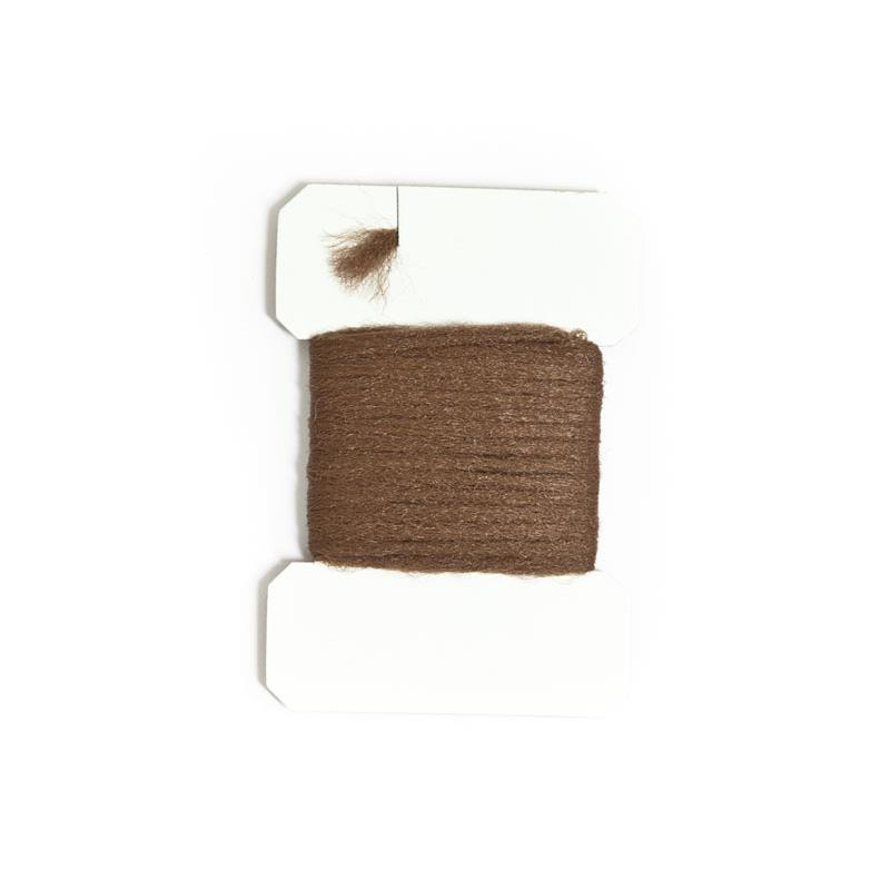 Polyyarn card - Dark Brown