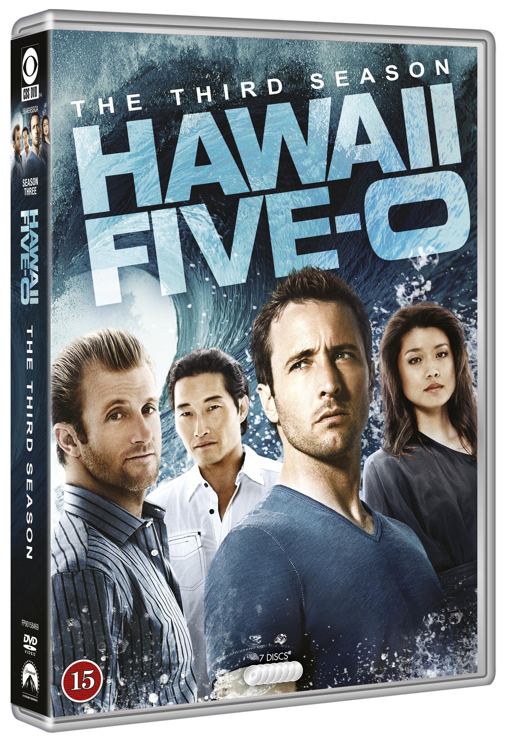 Hawaii Five-0 - Season 3 - DVD