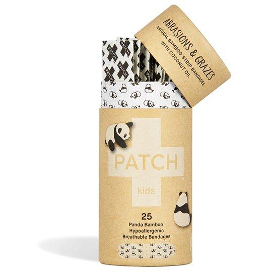 Nutricare PATCH Barnplåster av ekologisk bambu - Kokosolja, 25 st