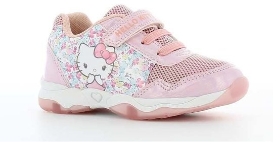 Hello Kitty Sneakers, Pink, 25