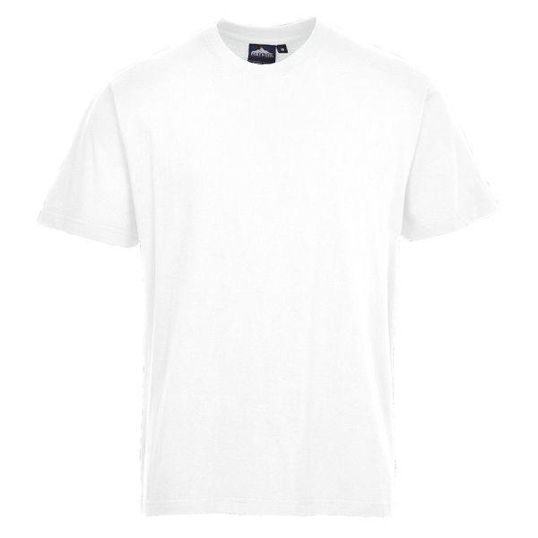Portwest Turin Premium T-Shirt vit XS