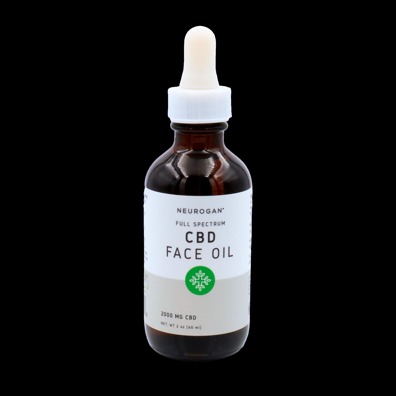 Neurogan - CBD Nourishing & Moisturizing Face Oil 2000 mg 60 ml