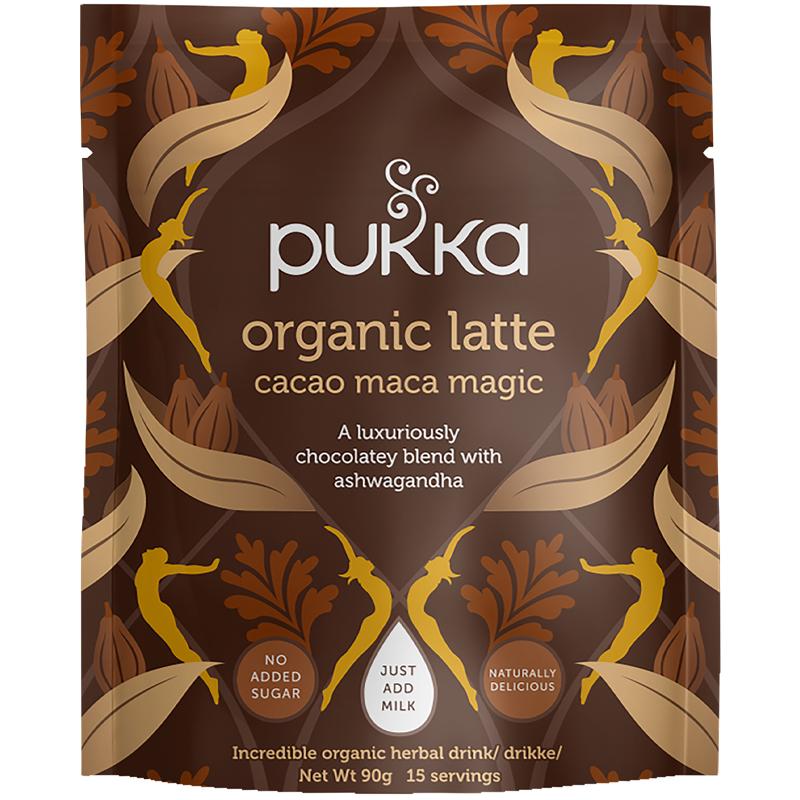 Pukka Lattemix Cacao Maca Magic - 25% rabatt