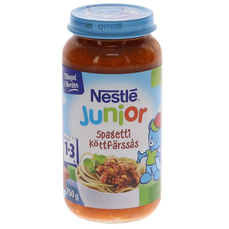 Barnmat Spaghetti och Köttfärssås 1-3 år - 9% rabatt
