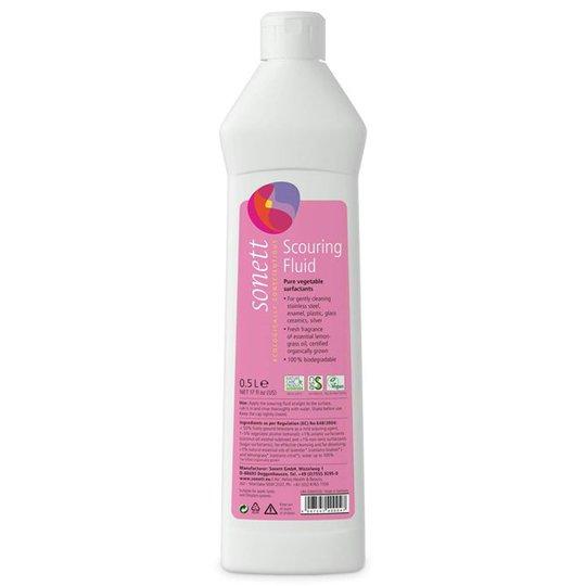 Sonett Naturligt Skurmedel, 500 ml