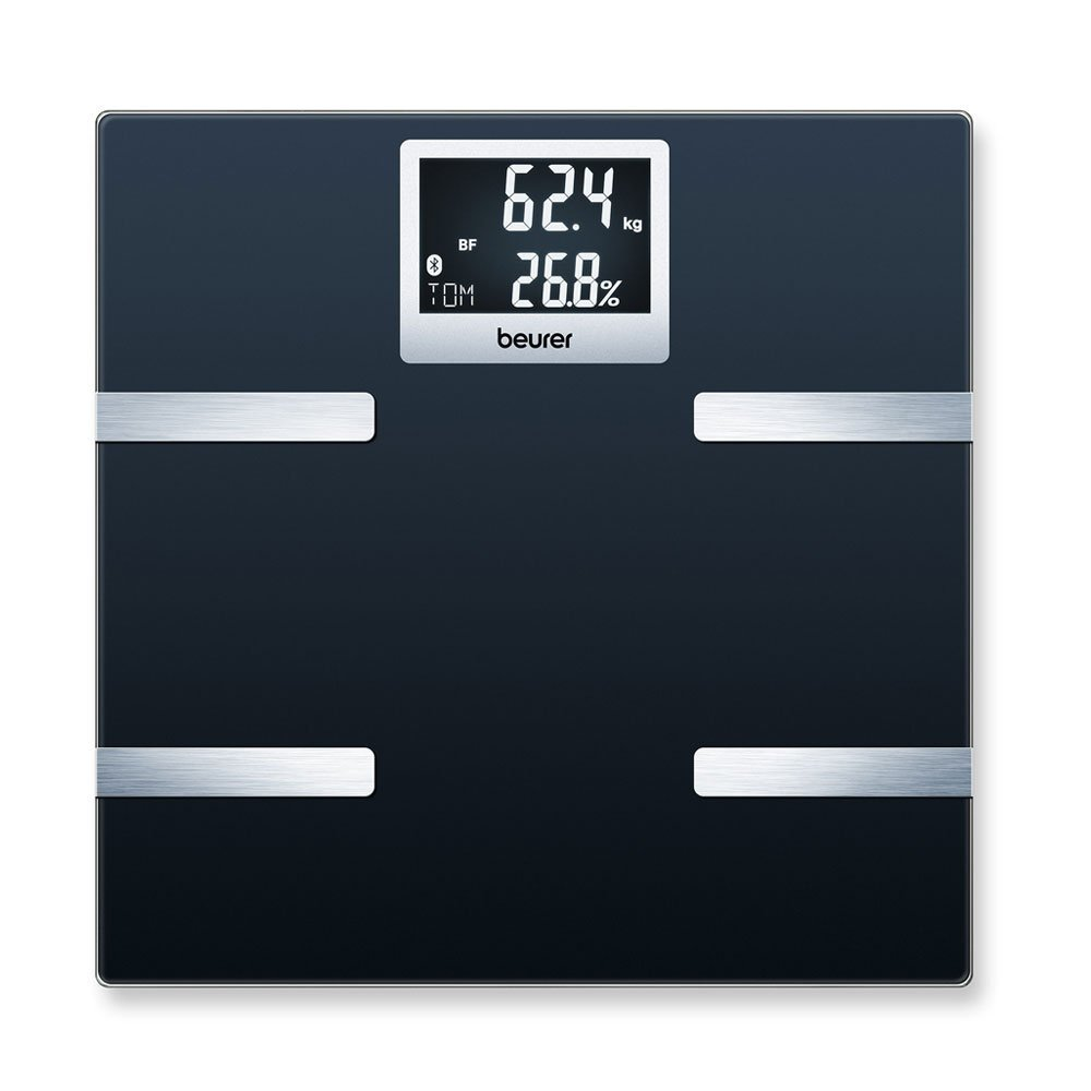 Beurer - BF 700 Diagnostic Bathroom Scale with Bluetooth - 5 Years Warranty