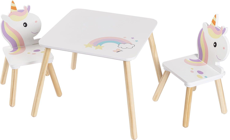 Alice & Fox Pöytä ja Tuolit, Yksisarvinen