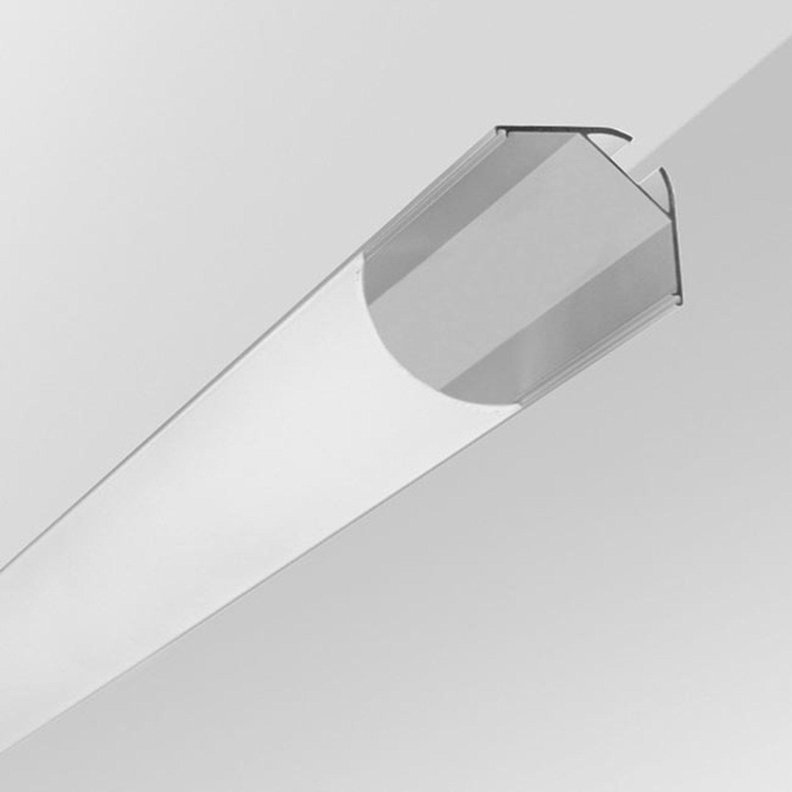 LED-vegglampe Sami Parete, bredde 58 cm