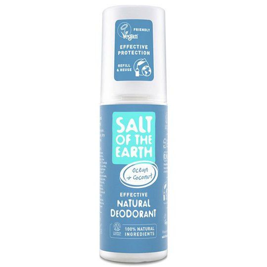 Salt of the Earth Ocean & Coconut Natural Deodorant Spray
