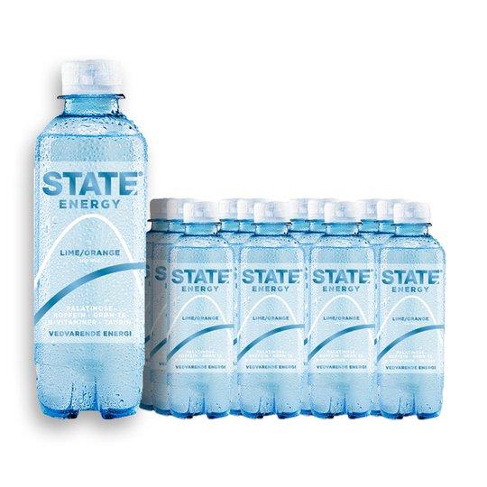 Hel Låda Kolsyrat Vatten Lime & Orange 12-pack - 82% rabatt