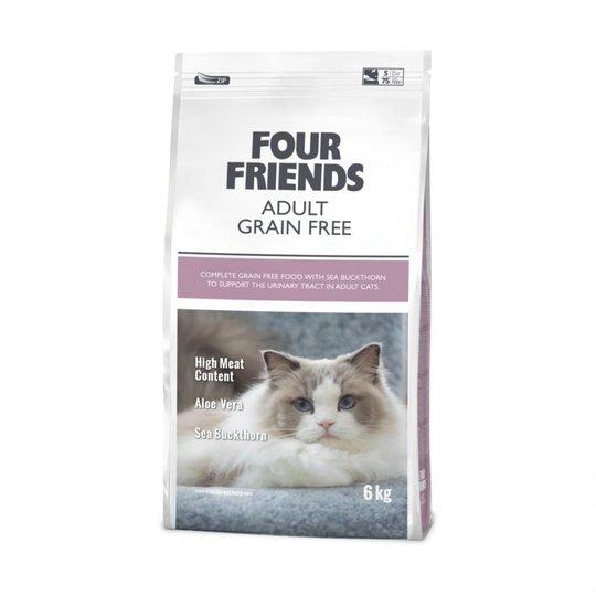 FourFriends Cat Adult Grain Free (6 kg)