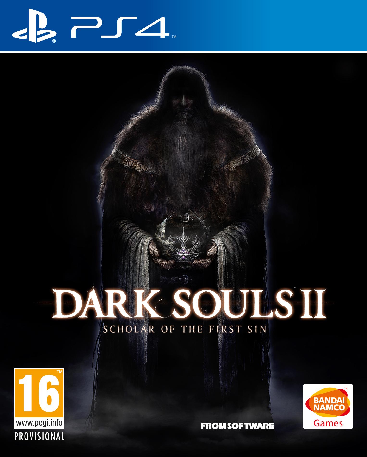 Dark Souls II (2): Scholar of the First Sin