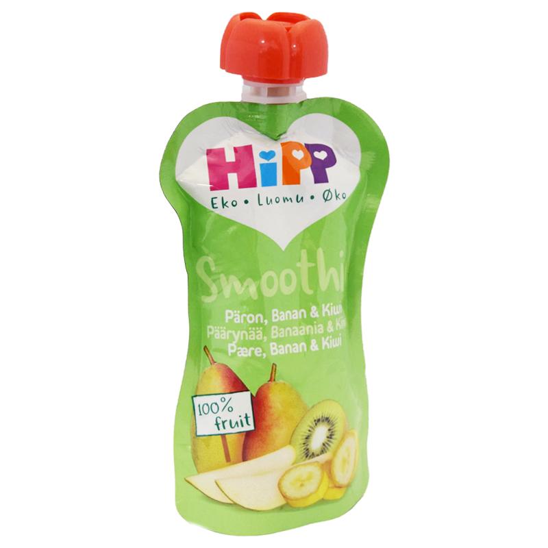Smoothie Päron & Banan & Kiwi - 33% rabatt