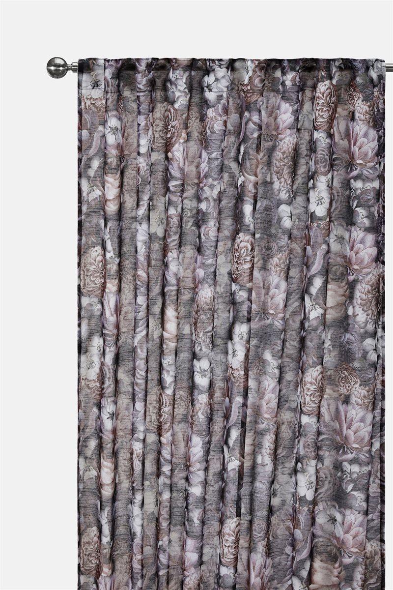 Chessy kukkakuvioiset verhot 2 kpl/pakkaus