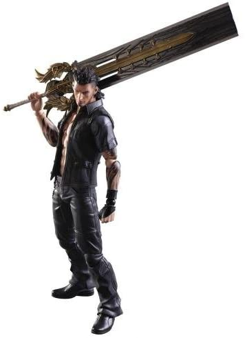 Final Fantasy XV: Play Arts Kai - Gladiolus