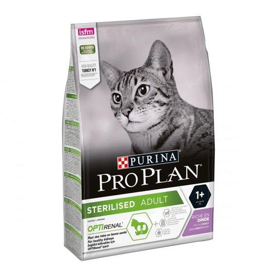 Pro Plan Cat Sterilised Turkey (10 kg)