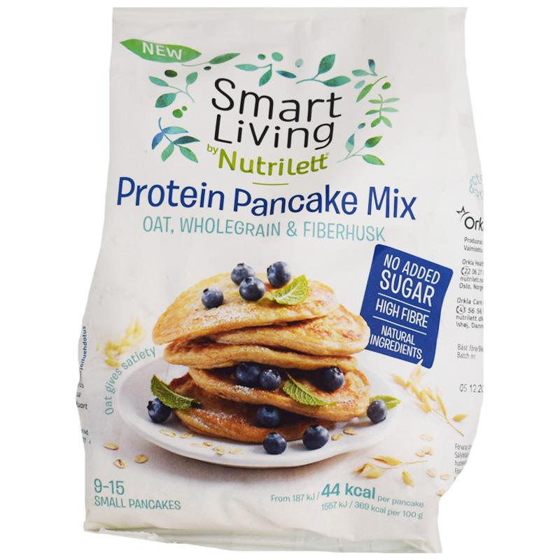 """Pannkaksmix """"Protein"""" 180g - 64% rabatt"""