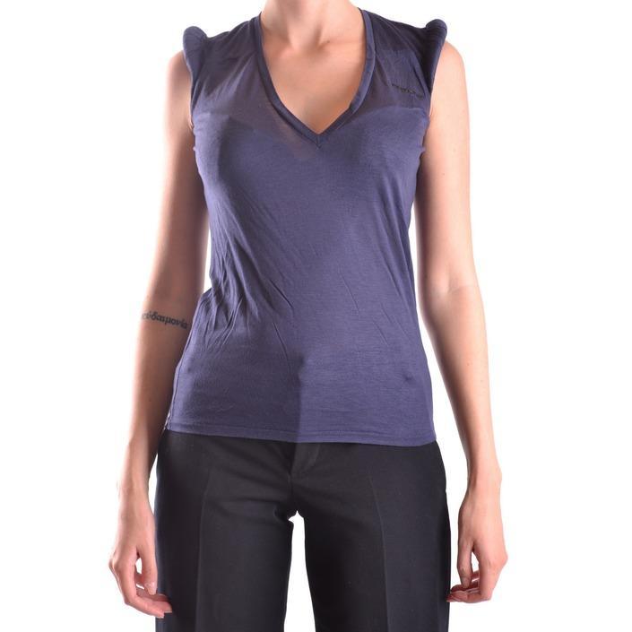 Dsquared Women's T-Shirt Blue 186955 - blue XS