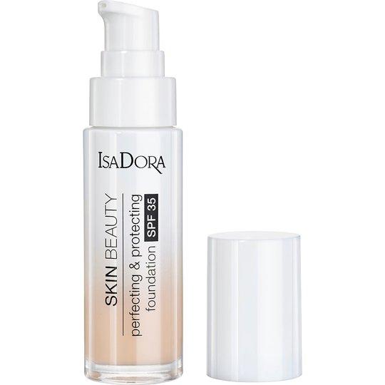 Skin Beauty Perfecting & Protecting Foundation SPF35, 30 ml IsaDora Meikkivoide
