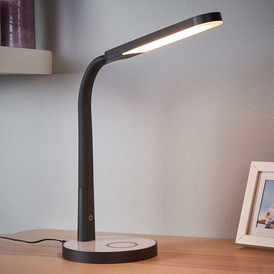 Maily - dimbar LED-bordlampe med USB-tilkobling