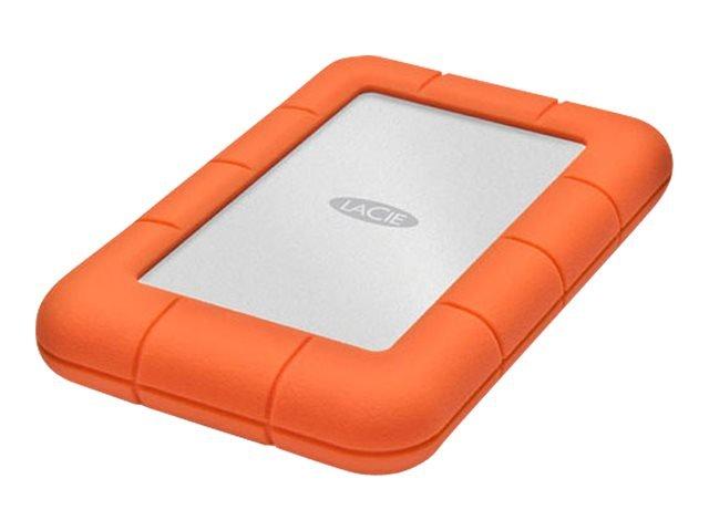 Lacie - Rugged MINI 2TB USB3 Harddisk