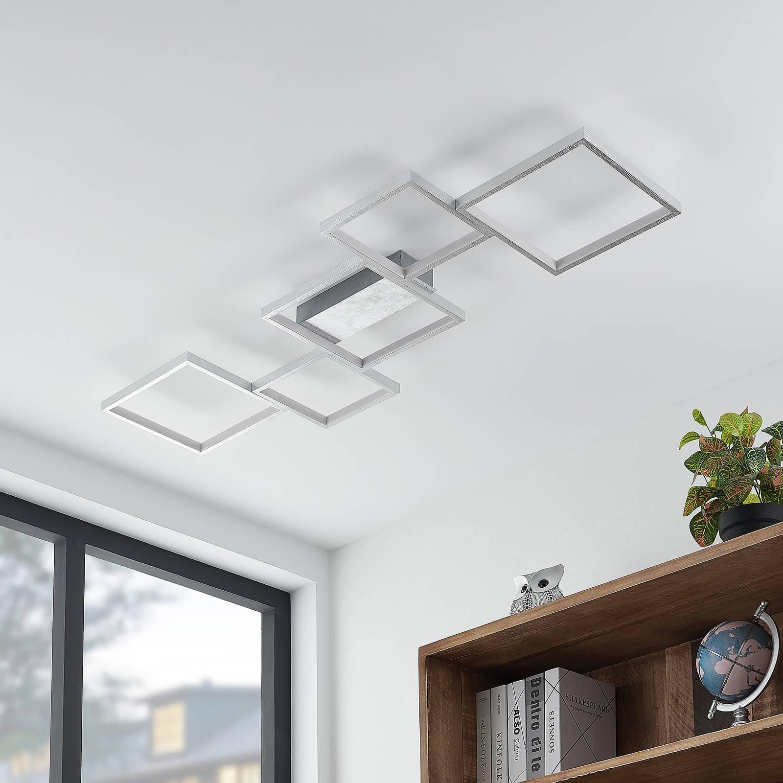 Lindby Adritha -LED-kattovalaisin viisilamppuinen