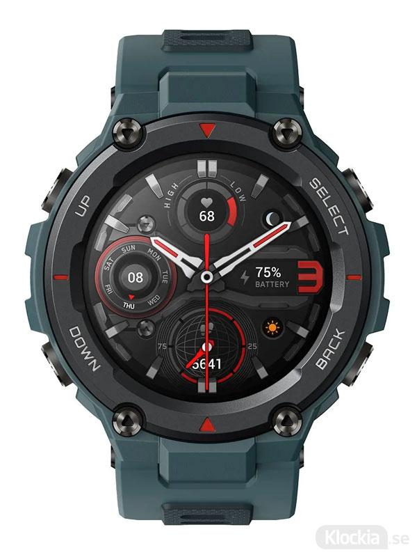 Amazfit T-Rex Pro Steel Blue 102519 - Smartwatch