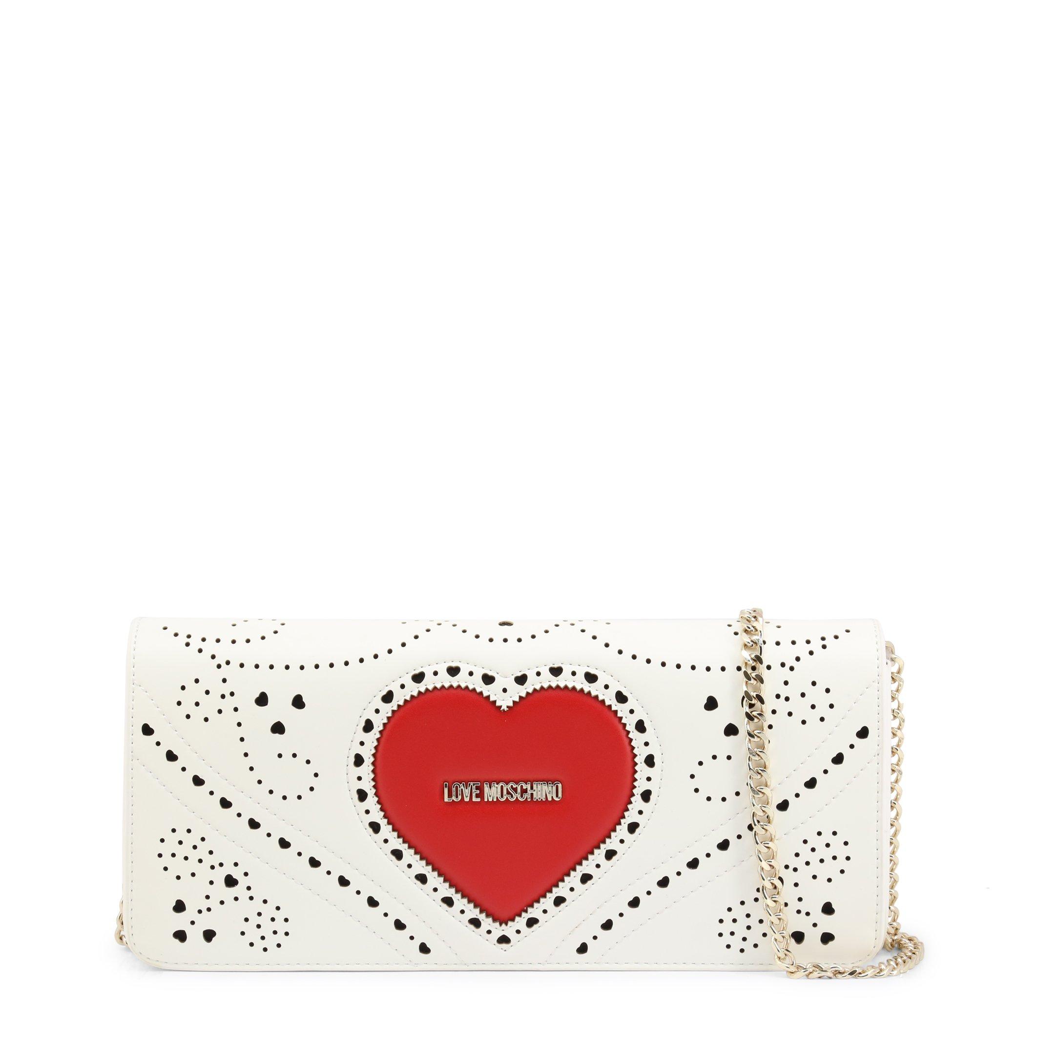 Love Moschino Women's Crossbody Bag Various Colours JC4220PP0AKC - white NOSIZE
