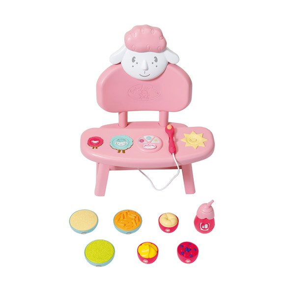Baby Annabell - Lunch Time Table (701911)