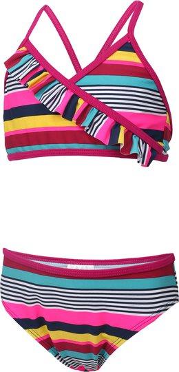 Color Kids Nilje Bikini UV 40+, Rasberry 104
