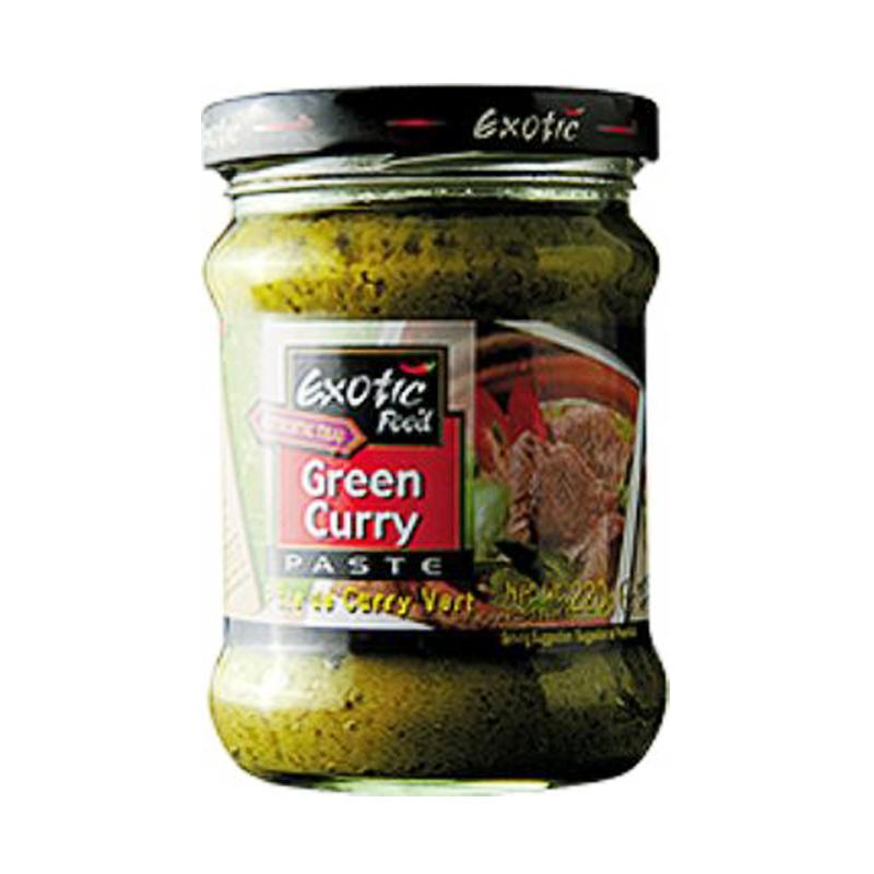 Currypasta Grön 220g - 34% rabatt