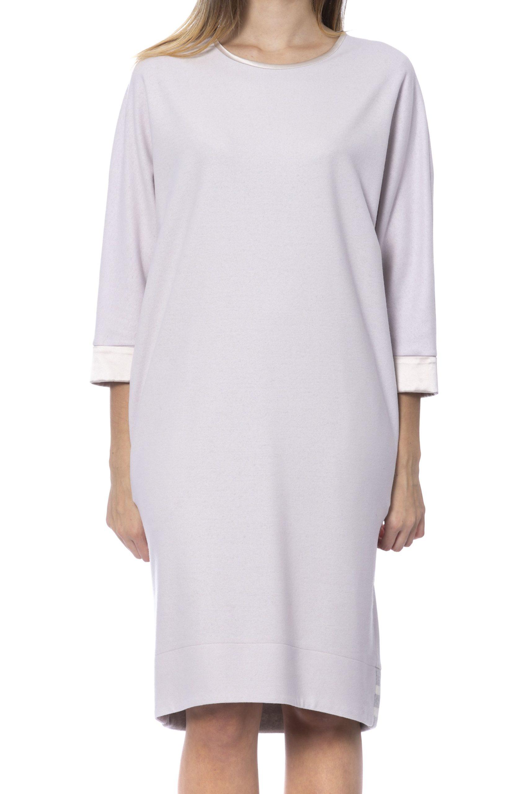 Peserico Women's Dress Beige PE993408 - IT42 | S