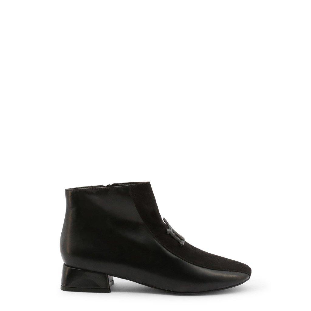 Roccobarocco Women's Ankle Boots Black 342842 - black EU 37