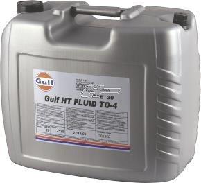 Transmissionsolja Gulf HT Fluid TO-4 30W, Universal