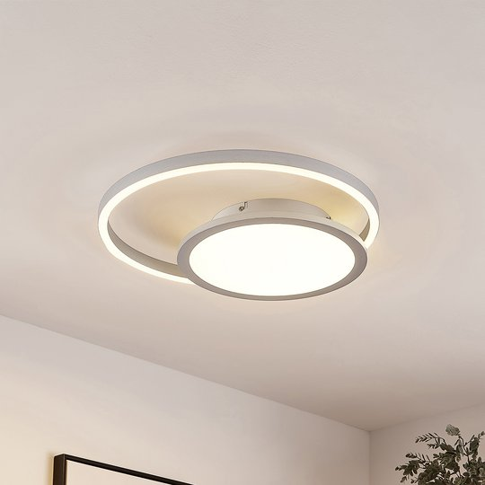 Lucande Irmi -LED-kattovalaisin