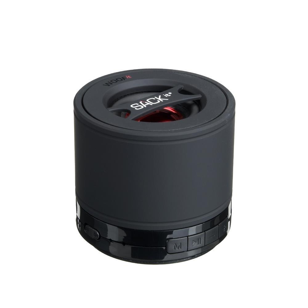 SACKit - WOOFit S Bluetooth Speaker Black