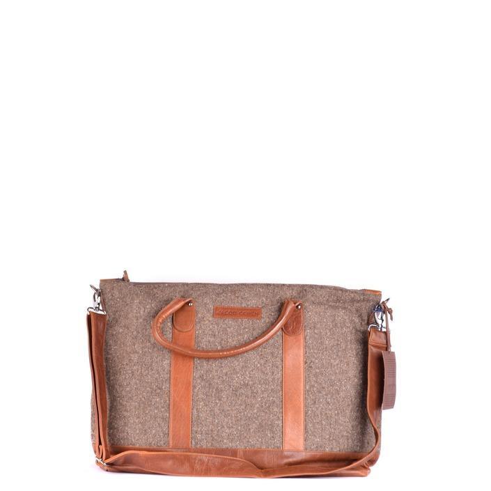 Jacob Cohen Men's Bag Brown 161328 - brown UNICA