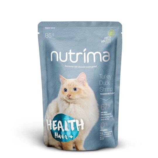 Nutrima Health Hair+ Kalkon, Anka & Räka