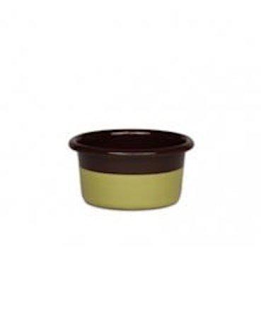 Muffinsform Chocolate/Pistachio Ø 8 cm H 4 cm