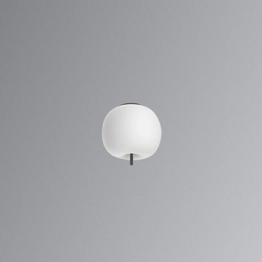 Kundalini Kushi - LED-kattovalo musta 16 cm