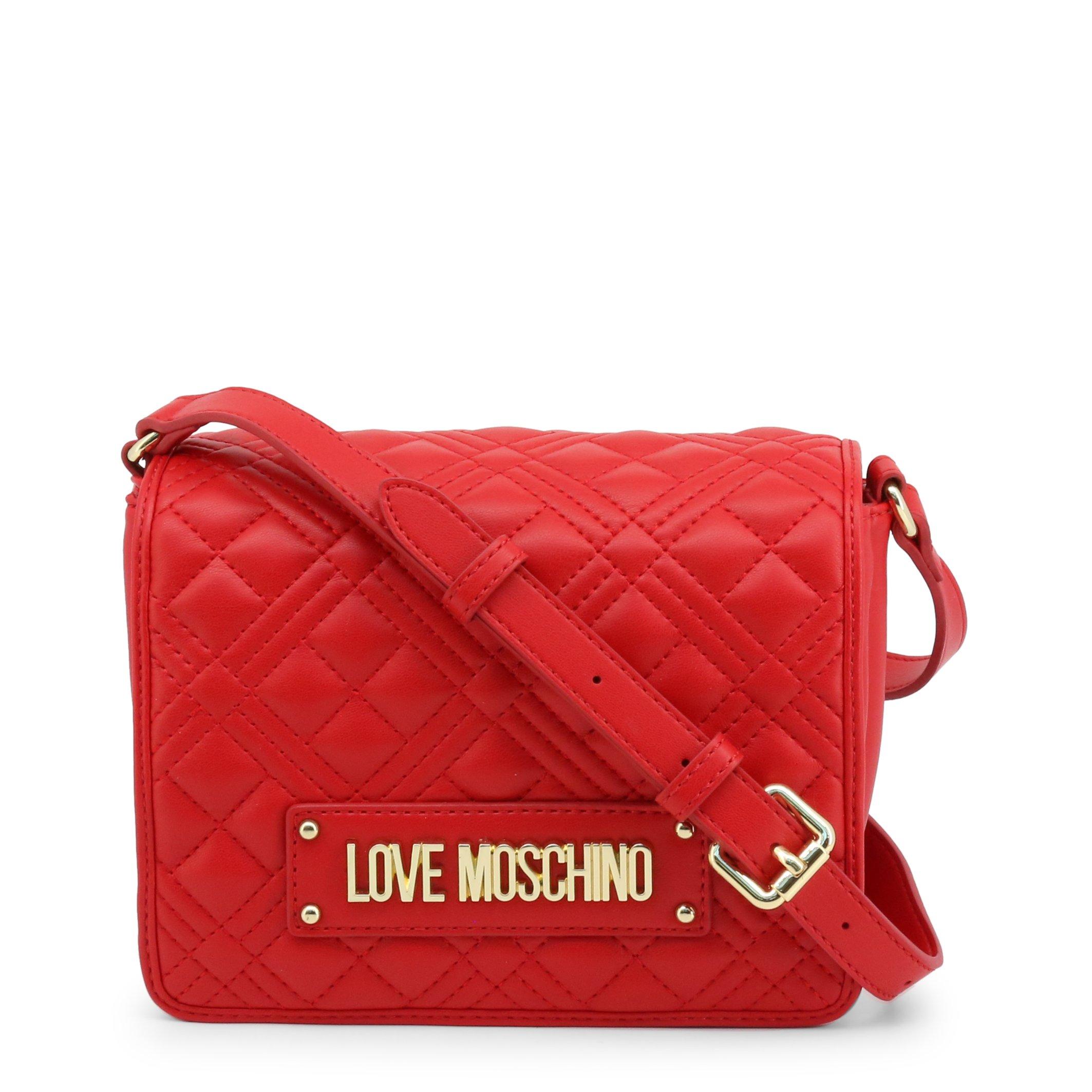 Love Moschino Women's Crossbody Bag Various Colours JC4002PP1CLA0 - red NOSIZE