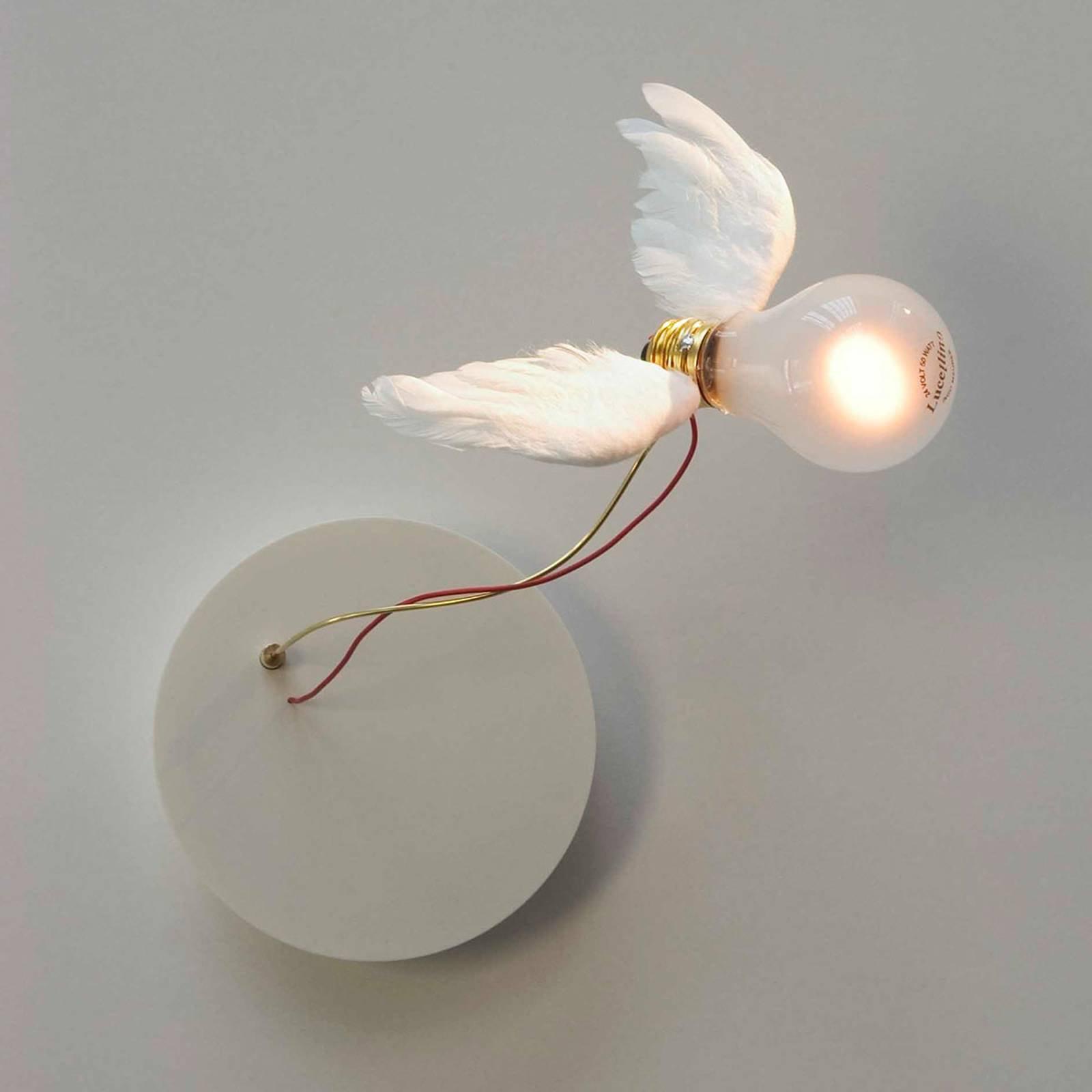 Ingo Maurer Lucellino NT LED-vegglampe